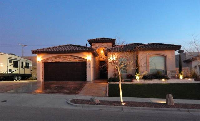 12334 Houghton Springs Drive, Horizon City, TX 79928 (MLS #822475) :: Preferred Closing Specialists