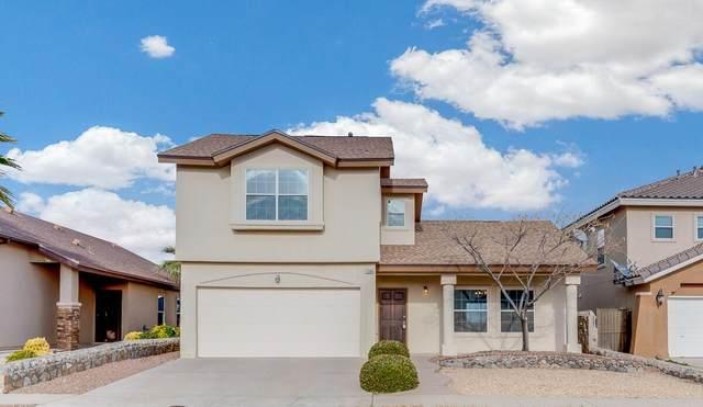 11308 Benny Emler Drive, El Paso, TX 79934 (MLS #822517) :: Preferred Closing Specialists