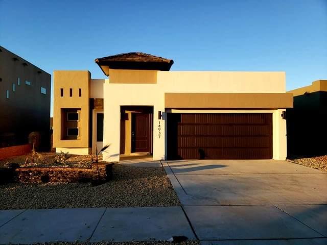 10108 Cyan Valley, Socorro, TX 79927 (MLS #822543) :: The Matt Rice Group