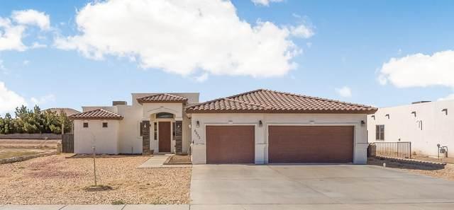 6033 Vicente Gomez Lane, El Paso, TX 79932 (MLS #822557) :: Preferred Closing Specialists