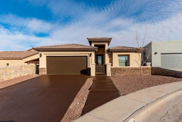 1636 Tonantzin Place, El Paso, TX 79911 (MLS #822592) :: Preferred Closing Specialists