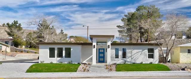 3444 N Stanton Street, El Paso, TX 79902 (MLS #822616) :: Preferred Closing Specialists