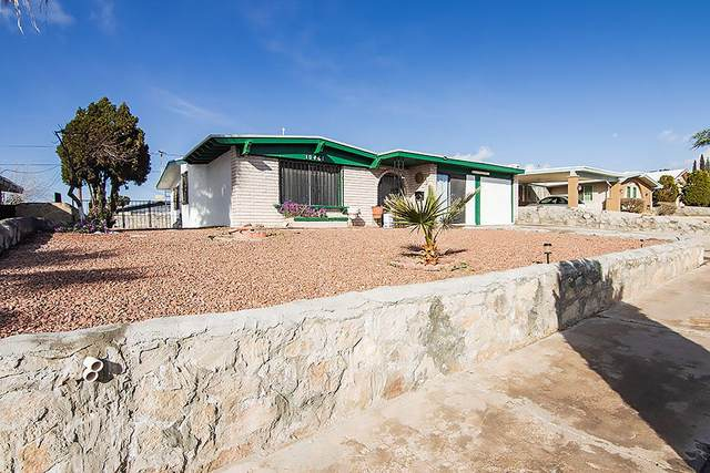 10461 Chinaberry Drive, El Paso, TX 79925 (MLS #822620) :: Preferred Closing Specialists