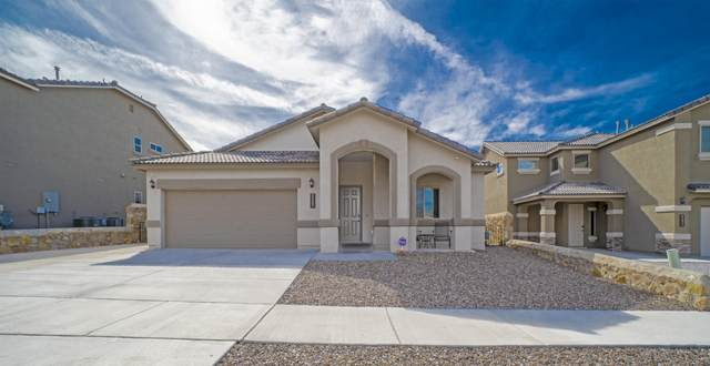 2167 Enchanted Brim Drive, El Paso, TX 79911 (MLS #822622) :: Preferred Closing Specialists