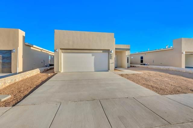321 Beech Tree, El Paso, TX 79928 (MLS #822705) :: Preferred Closing Specialists