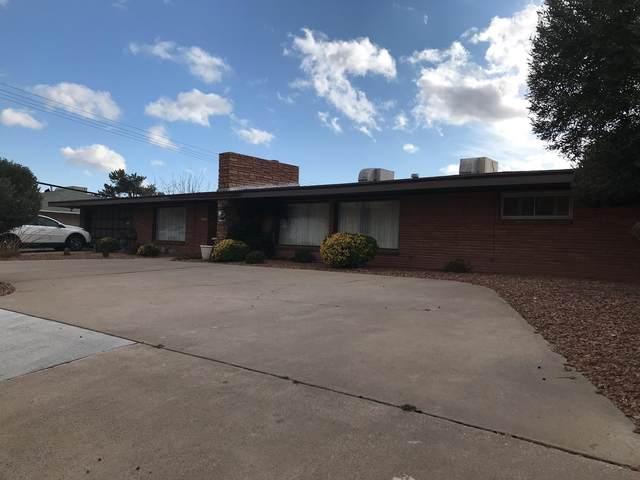4009 Flamingo Drive, El Paso, TX 79902 (MLS #822709) :: Preferred Closing Specialists