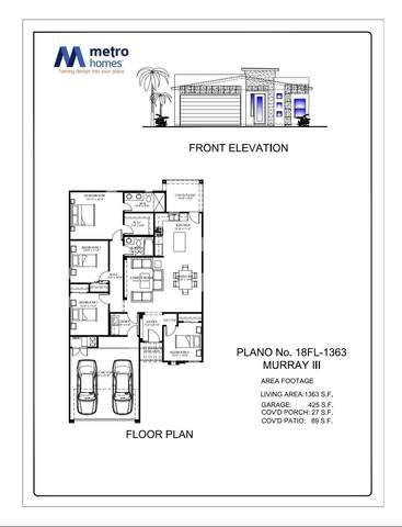 127 Via Rojas Drive, Horizon City, TX 79928 (MLS #822713) :: Preferred Closing Specialists