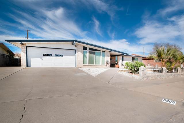 9905 Trinidad Drive, El Paso, TX 79925 (MLS #822738) :: Preferred Closing Specialists