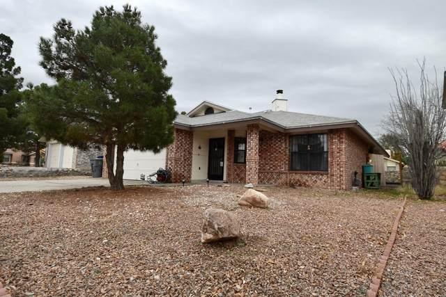12080 Meadow Gate Drive, El Paso, TX 79936 (MLS #822799) :: Preferred Closing Specialists