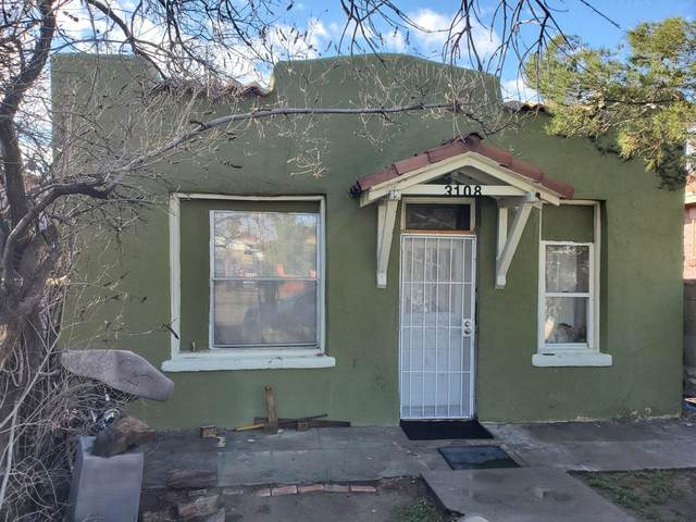 3108 Wyoming Avenue, El Paso, TX 79903 (MLS #822800) :: Preferred Closing Specialists