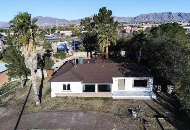 5046 Ocotillo Street, El Paso, TX 79932 (MLS #822830) :: Preferred Closing Specialists