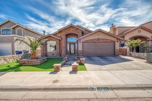 12612 Christian Isaiah Court, El Paso, TX 79928 (MLS #822842) :: The Purple House Real Estate Group