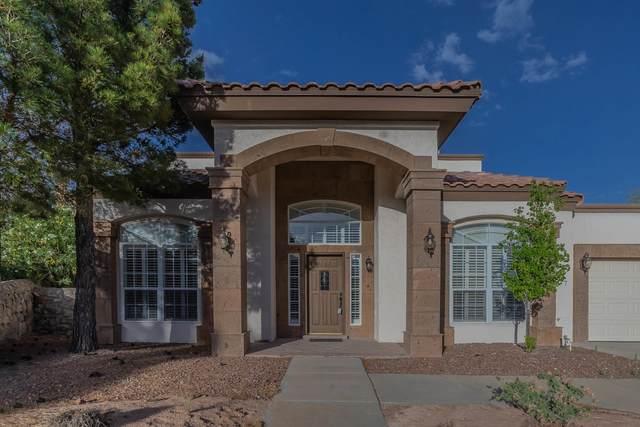 6277 Los Bancos Drive, El Paso, TX 79912 (MLS #822933) :: Preferred Closing Specialists