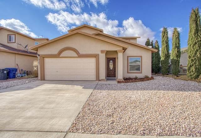 10561 Canyon Sage Drive, El Paso, TX 79924 (MLS #822936) :: Preferred Closing Specialists