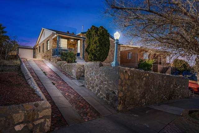 818 Galloway Drive, El Paso, TX 79902 (MLS #822946) :: Preferred Closing Specialists