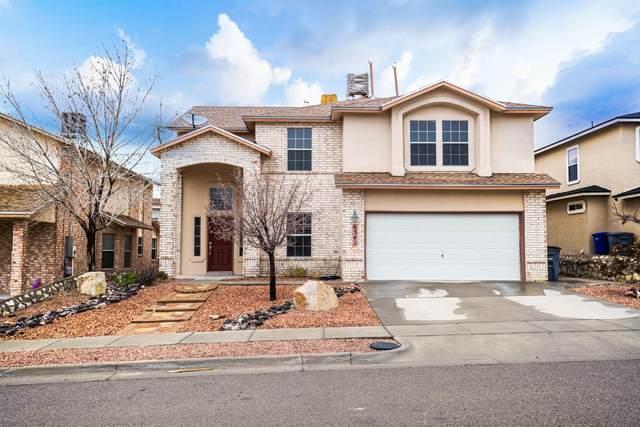 6341 Cougar Ridge Lane, El Paso, TX 79912 (MLS #822949) :: Preferred Closing Specialists