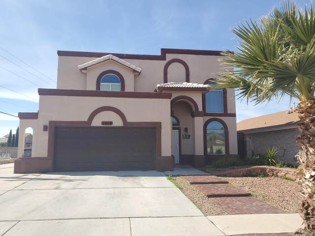 1655 Jose Bombach Drive, El Paso, TX 79936 (MLS #822950) :: The Purple House Real Estate Group