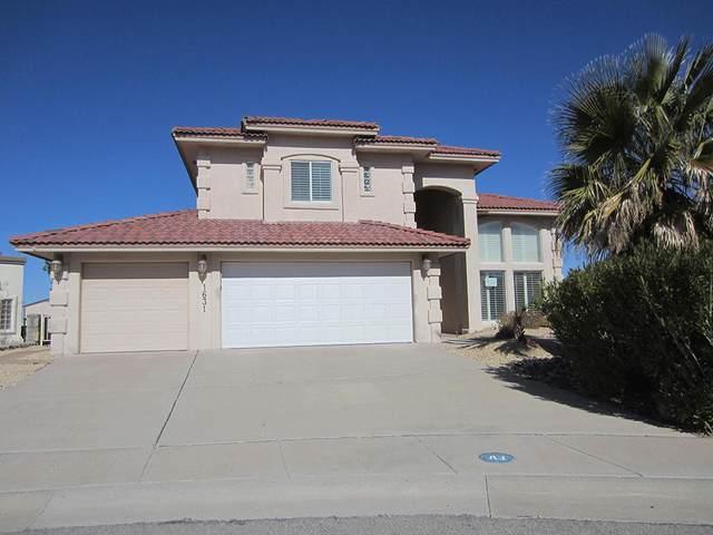1631 Brillo Del Sol Court, El Paso, TX 79911 (MLS #822962) :: Preferred Closing Specialists