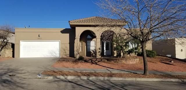 6842 Mineral Ridge Drive, El Paso, TX 79912 (MLS #822977) :: Preferred Closing Specialists