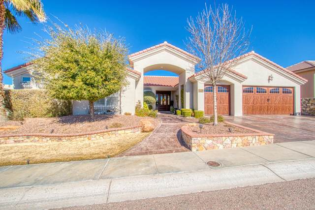 6447 Calle Del Sol Drive, El Paso, TX 79912 (MLS #822995) :: Preferred Closing Specialists