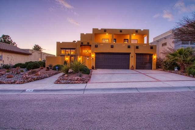 1049 Calle Milagro Drive, El Paso, TX 79912 (MLS #823006) :: Preferred Closing Specialists