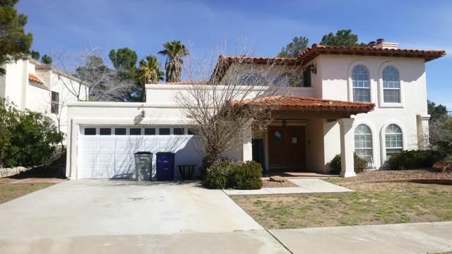 2100 Home Show Lane, El Paso, TX 79936 (MLS #823021) :: Preferred Closing Specialists
