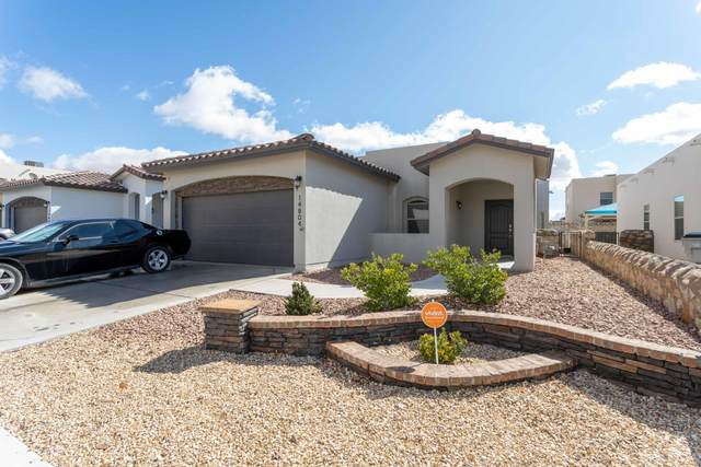 14804 Ava Leigh, El Paso, TX 79938 (MLS #823022) :: The Purple House Real Estate Group