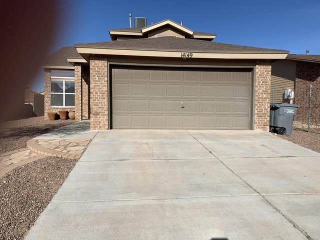 14149 Tierra Halcon Drive, El Paso, TX 79938 (MLS #823032) :: The Purple House Real Estate Group