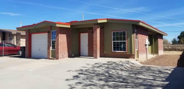 14628 Achim Drive, El Paso, TX 79928 (MLS #823034) :: Preferred Closing Specialists