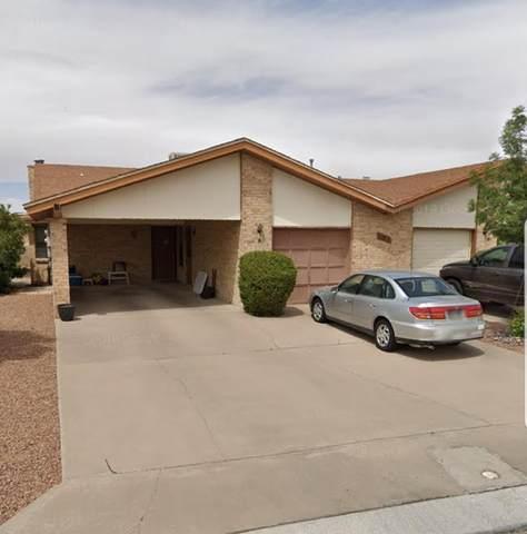 101 Silver Shadow Drive, El Paso, TX 79912 (MLS #823042) :: Preferred Closing Specialists