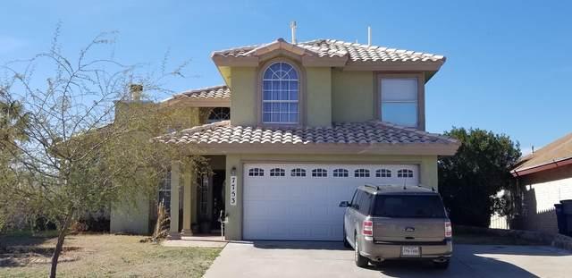 7753 Luz De Camino Way, El Paso, TX 79912 (MLS #823097) :: Preferred Closing Specialists