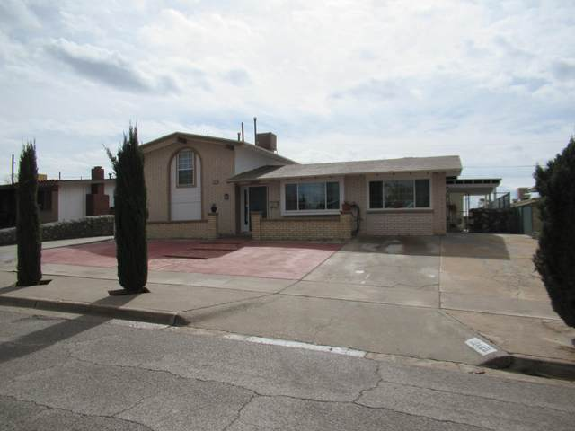 10480 Chinaberry Drive, El Paso, TX 79925 (MLS #823112) :: Preferred Closing Specialists