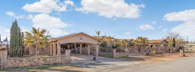 10800 Los Magos Circle, Socorro, TX 79927 (MLS #823113) :: Preferred Closing Specialists