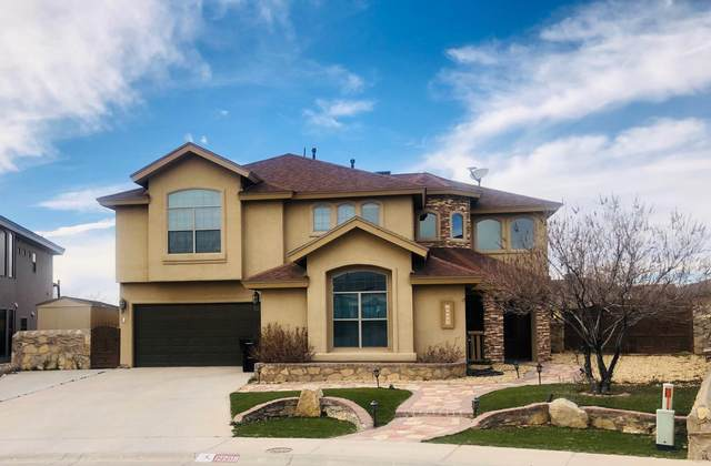 12209 Branell Lane, El Paso, TX 79928 (MLS #823118) :: The Purple House Real Estate Group