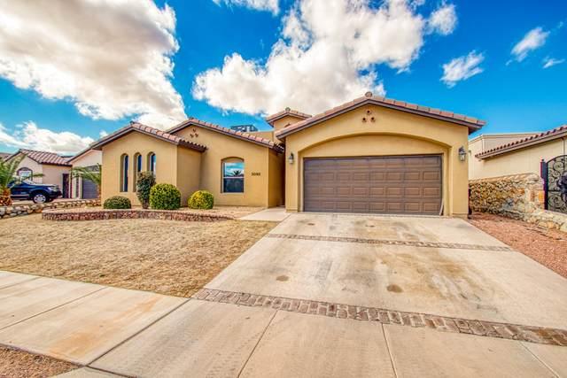 3093 Coyote Point Place, El Paso, TX 79938 (MLS #823124) :: Preferred Closing Specialists