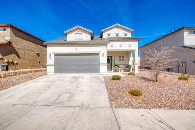 14653 Sunny Land Avenue, El Paso, TX 79938 (MLS #823131) :: Preferred Closing Specialists