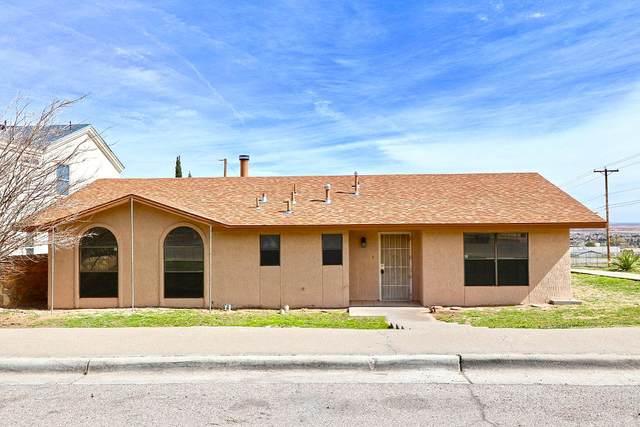 9038 Eclipse Street, El Paso, TX 79904 (MLS #823148) :: Preferred Closing Specialists