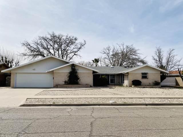 8820 Dirk Court, El Paso, TX 79925 (MLS #823154) :: Preferred Closing Specialists