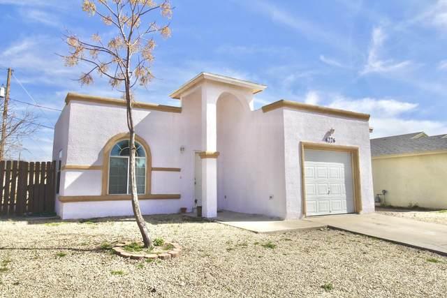 6226 Patria Street, El Paso, TX 79932 (MLS #823160) :: Preferred Closing Specialists