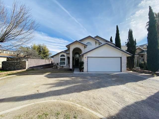 5924 Oleaster Drive, El Paso, TX 79932 (MLS #823163) :: Preferred Closing Specialists