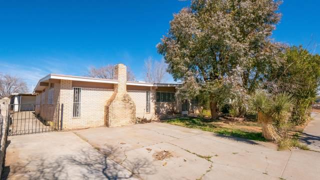 5121 Prince Edward Avenue, El Paso, TX 79924 (MLS #823164) :: Preferred Closing Specialists