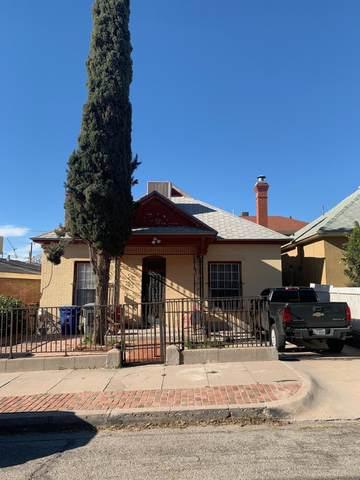 1117 Ochoa Street, El Paso, TX 79902 (MLS #823165) :: Preferred Closing Specialists