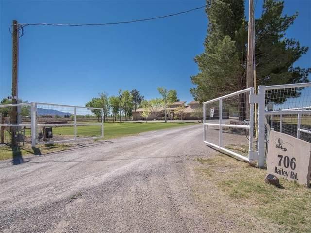706 Bailey Road, El Paso, TX 79932 (MLS #823170) :: Preferred Closing Specialists