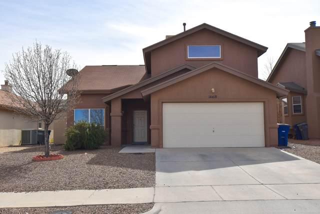 14418 Smokey Point Drive, El Paso, TX 79938 (MLS #823183) :: Preferred Closing Specialists