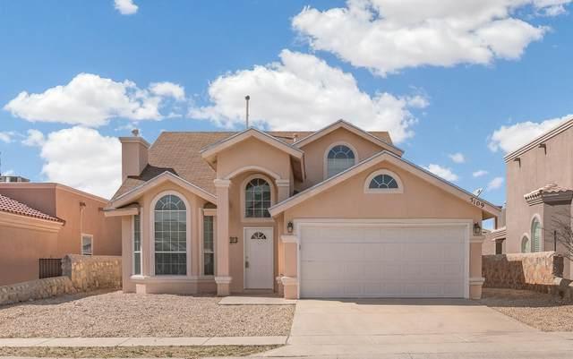 3109 Tierra Lima Drive, El Paso, TX 79938 (MLS #823187) :: Preferred Closing Specialists
