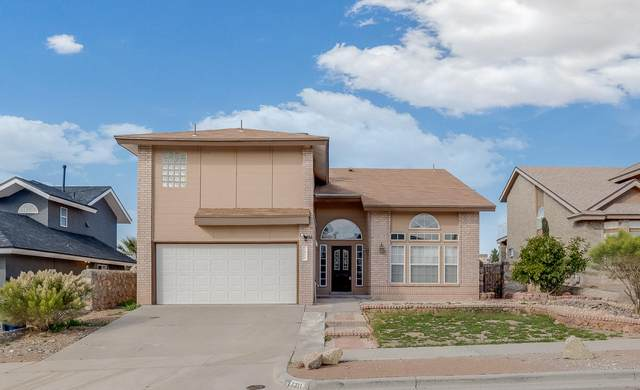 7311 Luz De Lumbre Avenue, El Paso, TX 79912 (MLS #823199) :: Preferred Closing Specialists