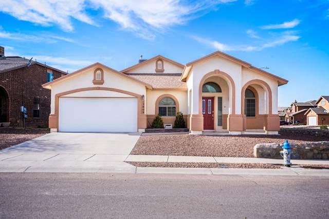 12809 Tierra Alexis Drive, El Paso, TX 79938 (MLS #823218) :: Preferred Closing Specialists