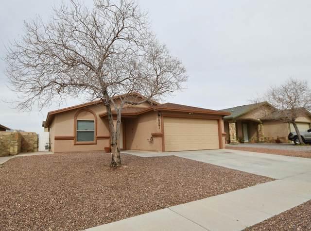 10561 Silvercloud Drive, El Paso, TX 79924 (MLS #823222) :: Preferred Closing Specialists