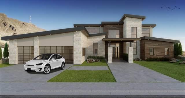 4819 Vista Del Monte Street, El Paso, TX 79922 (MLS #823227) :: Mario Ayala Real Estate Group