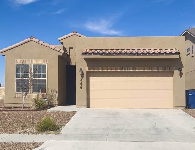 14829 Sunny Land Avenue, El Paso, TX 79938 (MLS #823228) :: Preferred Closing Specialists